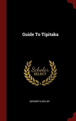 9781296522162: Guide To Tipitaka