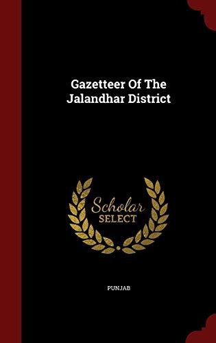 9781296581657: Gazetteer Of The Jalandhar District