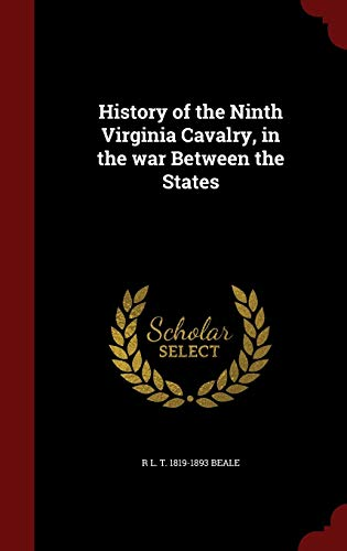 9781296591342: History of the Ninth Virginia Cavalry, in the war Between the States