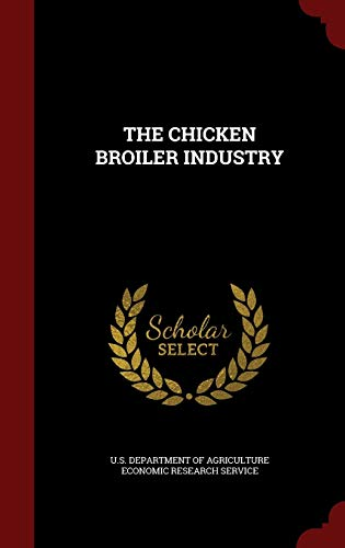 9781296630300: THE CHICKEN BROILER INDUSTRY