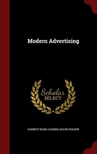 9781296661274: Modern Advertising