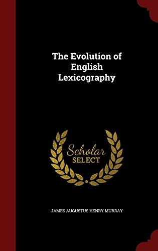 9781296734138: The Evolution of English Lexicography