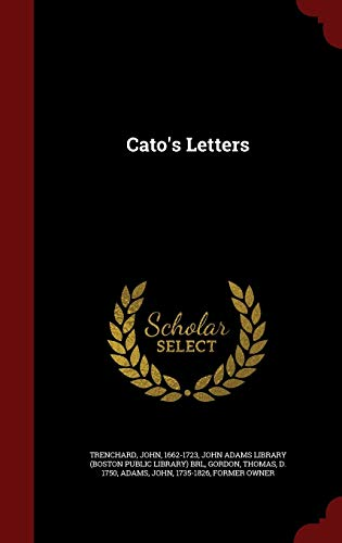 9781296822897: Cato's Letters
