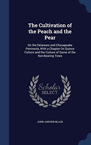 9781296876753: The Cultivation of the Peach and the Pear: On the Delaware and Chesapeake Peninsula, With a Chapter On Quince Culture and the Culture of Some of the Nut-Bearing Trees