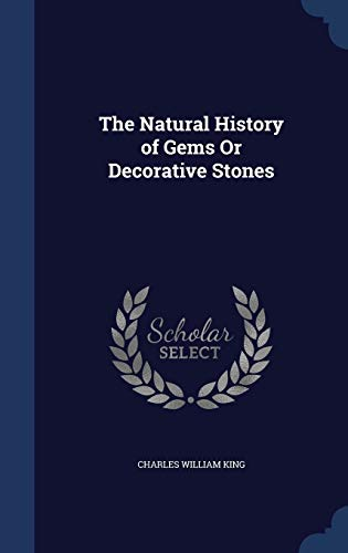 9781296952051: The Natural History of Gems Or Decorative Stones