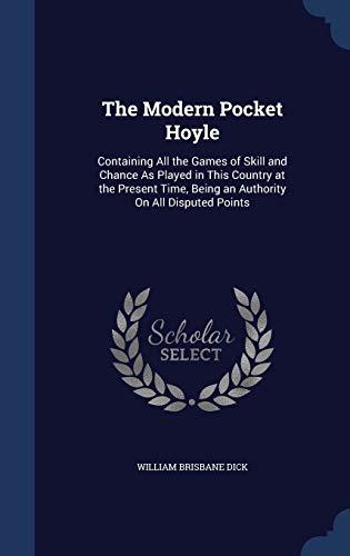 The Modern Pocket Hoyle: William Brisbane Dick