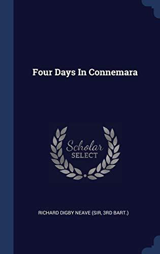 9781296996130: Four Days In Connemara