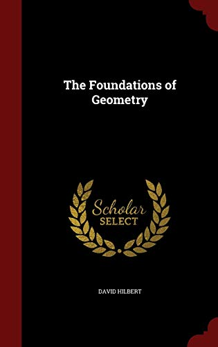 9781297497339: The Foundations of Geometry