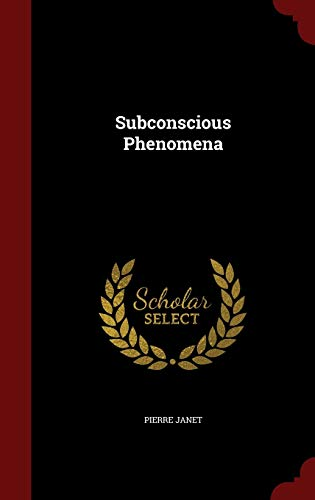 9781297506734: Subconscious Phenomena