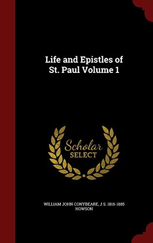 9781297535376: Life and Epistles of St. Paul Volume 1