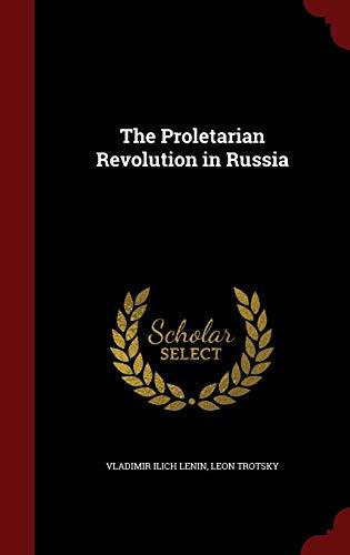 9781297652578: The Proletarian Revolution in Russia