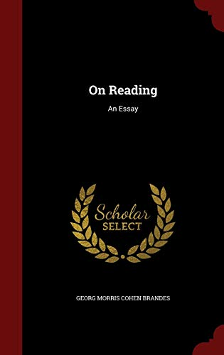 9781297697401: On Reading: An Essay