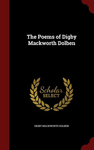 9781297749629: The Poems of Digby Mackworth Dolben