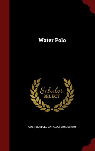 9781297755262: Water Polo