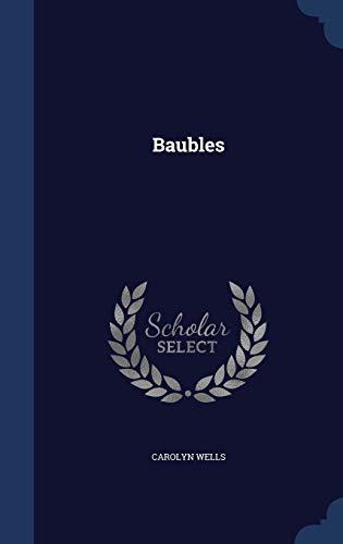 9781297876011: Baubles