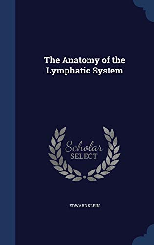 9781297877162: The Anatomy of the Lymphatic System