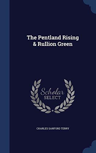 9781297921292: The Pentland Rising & Rullion Green