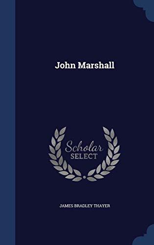 9781297947124: John Marshall