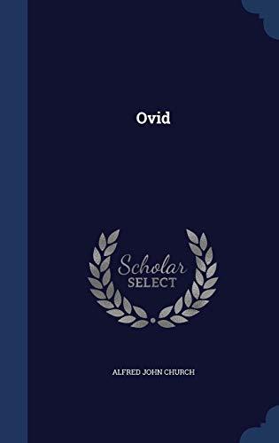 9781297987052: Ovid