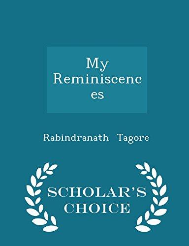 9781298058195: My Reminiscences - Scholar's Choice Edition