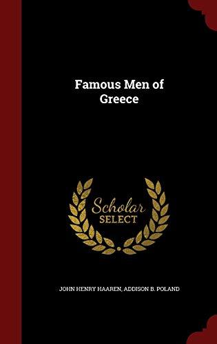 9781298494078: Famous Men of Greece