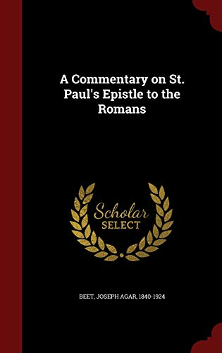 9781298548900: A Commentary on St. Paul's Epistle to the Romans