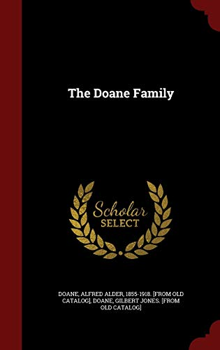 9781298631206: The Doane Family