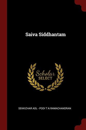 9781298694737: Saiva Siddhantam