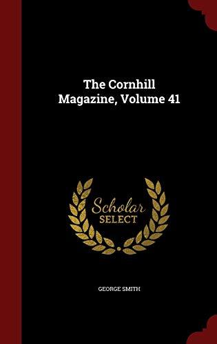 9781298724304: The Cornhill Magazine, Volume 41