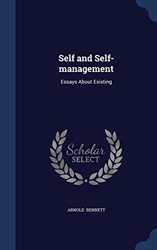 9781298867933: Self and Self-management: Essays About Existing