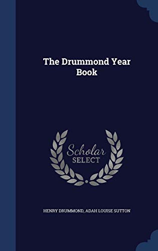 9781298883773: The Drummond Year Book