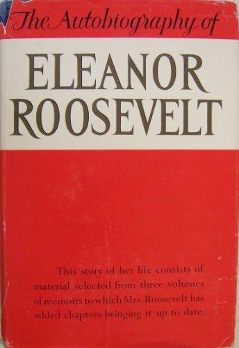 9781299047174: Autobiography of Eleanor Roosevelt