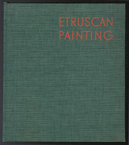 9781299058477: Etruscan Painting (The Great Centuries of Painting)