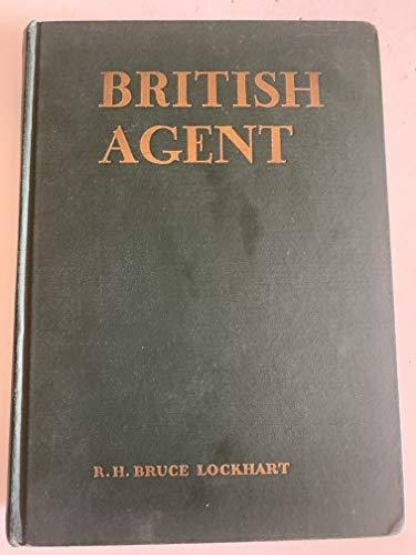 9781299063808: British agent,