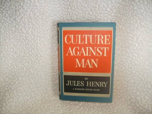 9781299072893: Culture Against Man