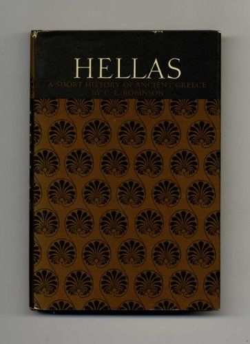 9781299082274 Hellas A Short History Of Ancient Greece