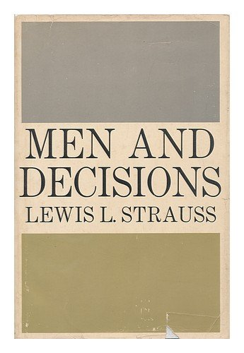 9781299121713: Men and Decisions