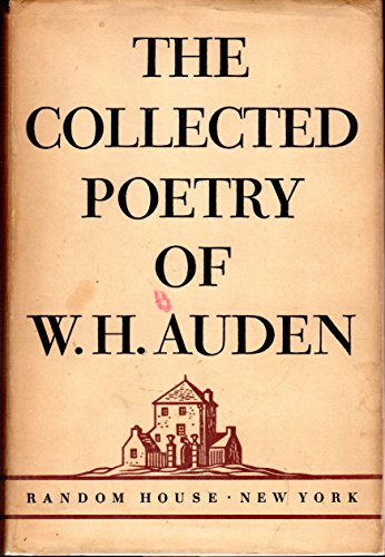 9781299131538: The collected poetry of W. H. Auden