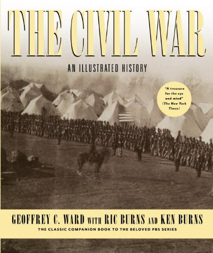 9781299134102: The Civil War, an Illustrated History