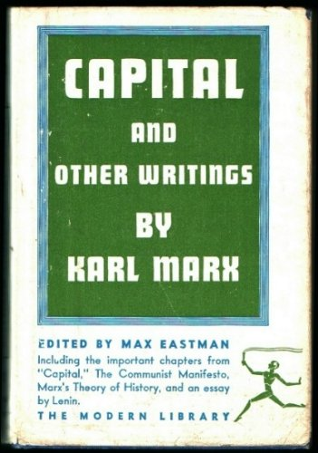 9781299171398: Capital and Other Writings (Modern Library No. 202)