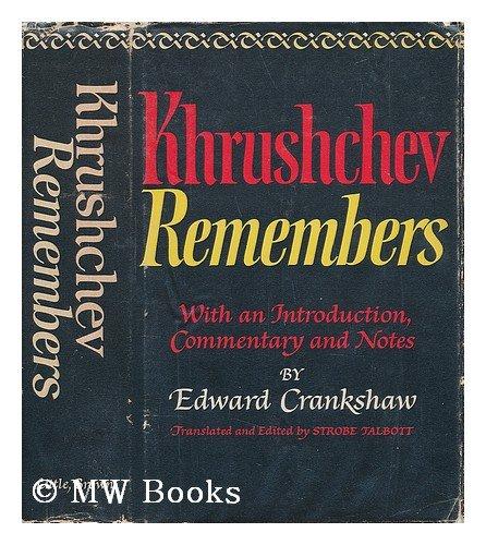 9781299175990: Khrushchev Remembers