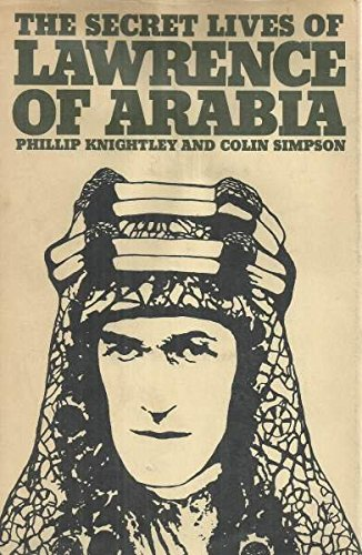 9781299177192: The secret lives of Lawrence of Arabia
