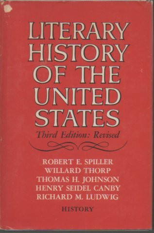 9781299203440: Literary History of the United States