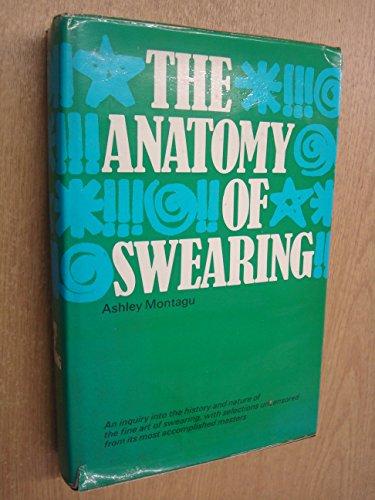 9781299226937: The Anatomy of Swearing