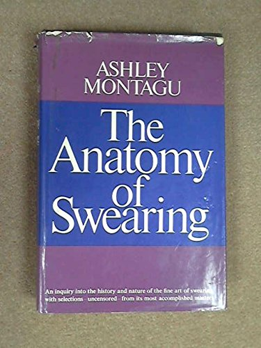 9781299226937: The anatomy of swearing
