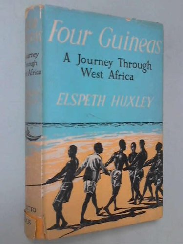 9781299271920: Four guineas, a journey thorugh West Africa