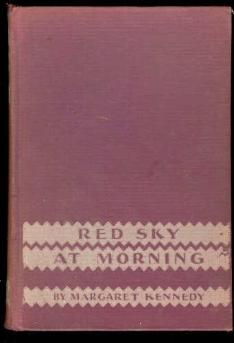 9781299278165: Red sky at morning