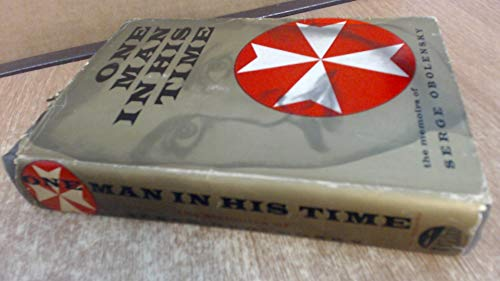 9781299284982: One Man in His Time: The Memoirs of Serge Obolensky