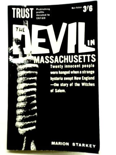9781299317048: The Devil in Massachusetts