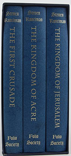 9781299350458: A HISTORY OF THE CRUSADES; 3 VOLUMES